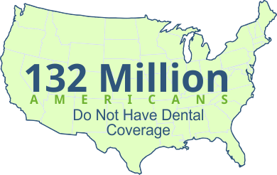 How Many Americans Are Without Individual Dental Coverage